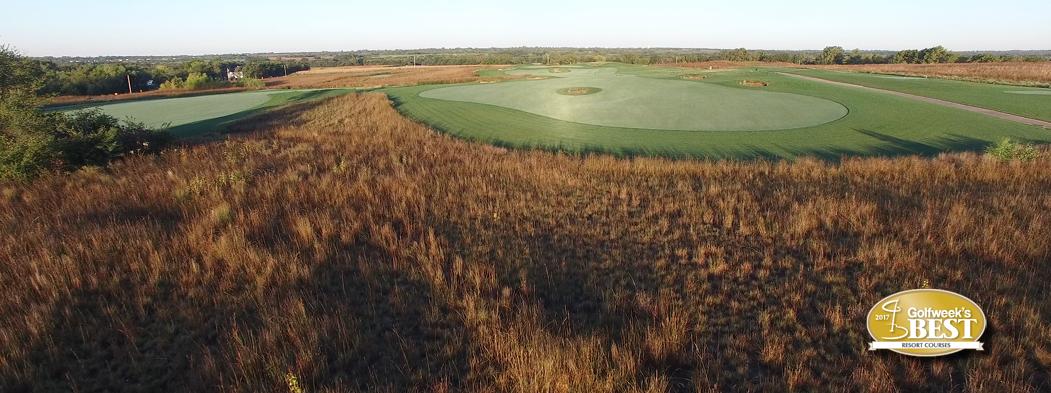Firekeeper Golf Course, Firekeeper, Kansas Golf Course