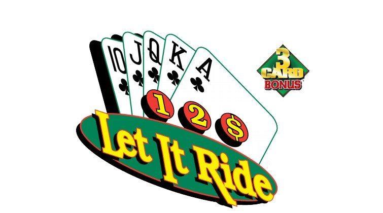 Let it ride, Kansas Casino, Topeka Casino
