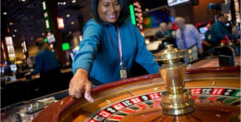 Playing Roulette, Kansas Casino, Topeka Casino