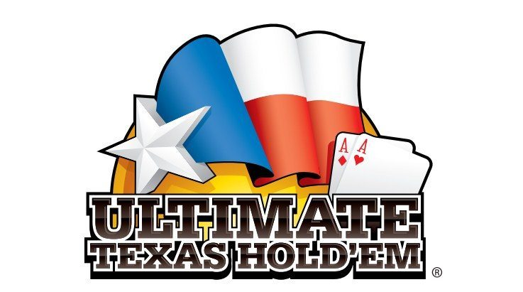 ultimate texas holdem casino table game