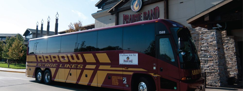 Bus service indian casinos in california turning stone casino directions