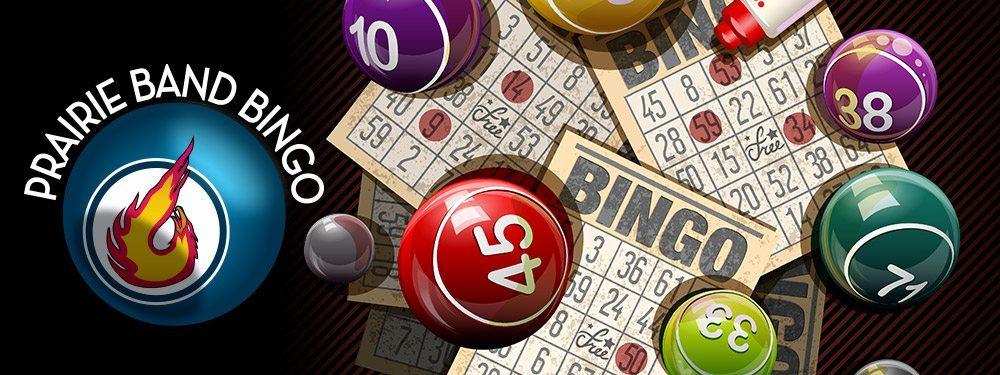 Prairie Band Bingo, Casino with Bingo, Bingo Casino, Bingo in Kansas
