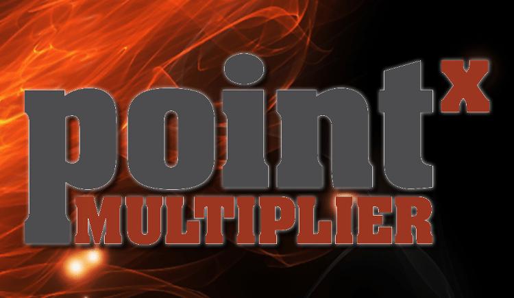 Point Multiplier