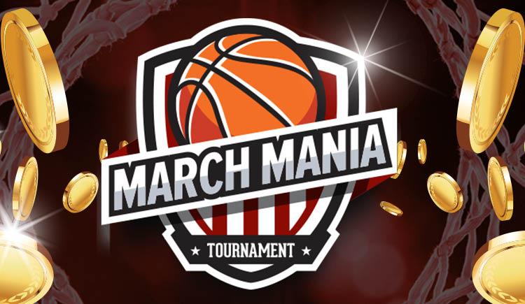 March Mania Virtual Casino