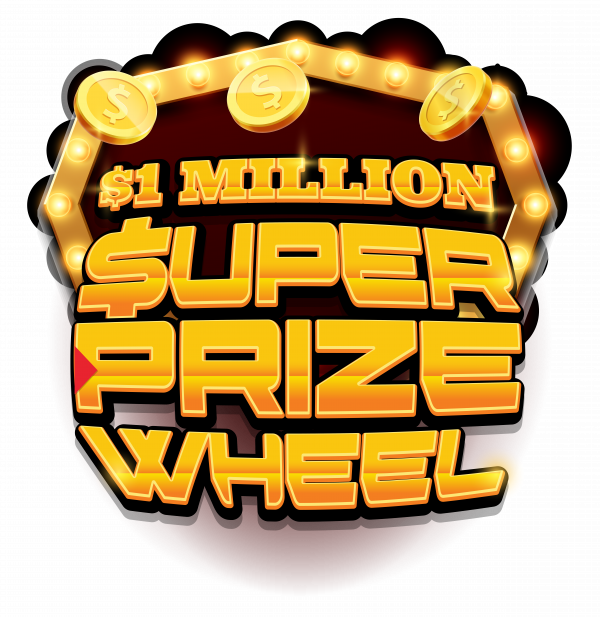 $1 Million Super Prize Wheel
