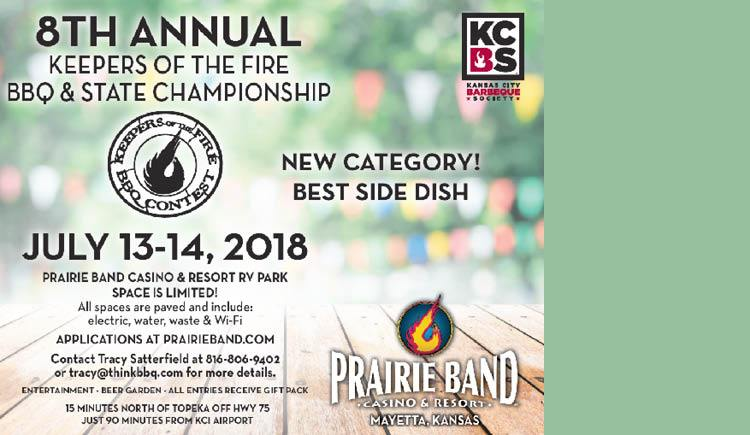 Keepers Of The Fire BBQ Contest