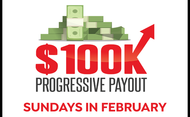 Progressive Payout
