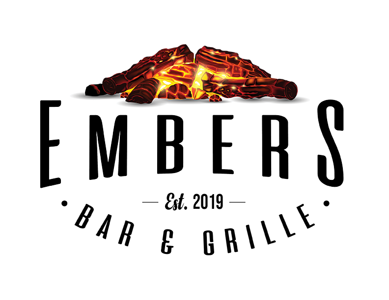 Embers Bar & Grille logo
