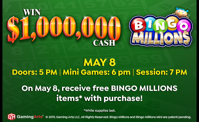Bingo Millions
