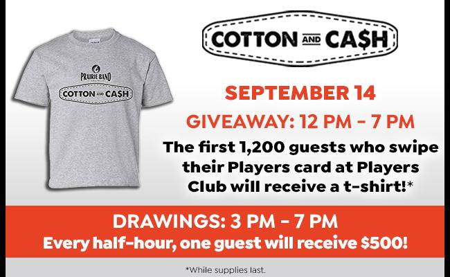Cotton & Cash