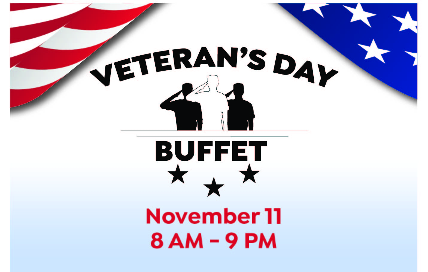 Veterans Day Buffet